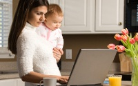 Working-from-Home-with-an-Infant